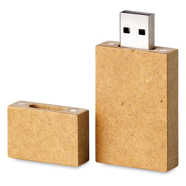 1825 MD - USB Flash Drive beige