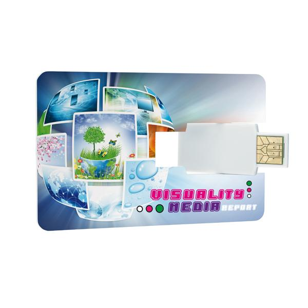 511 NW - Credit card USB